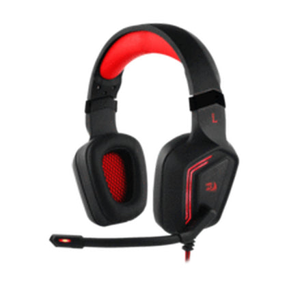 Redragon H310 MUSES Wired Gaming Headset, 7.1 Surround-Sound Pro-Gamer Headphone