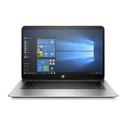 Used HP EliteBook 1030G1 Laptop 13.3'' QHD, Intel Core M m7-6Y75, 16GB RAM, Intel 520 GPU, 256GB SSD, Touchscreen, English Keyboard