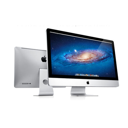 Used Apple IMac (Mid 2011) 21.5'' FHD , Intel Core i5, 4GB RAM, Radeon HD 6750M 512MB GPU, 500GB HDD, (without mouse & keyboard)
