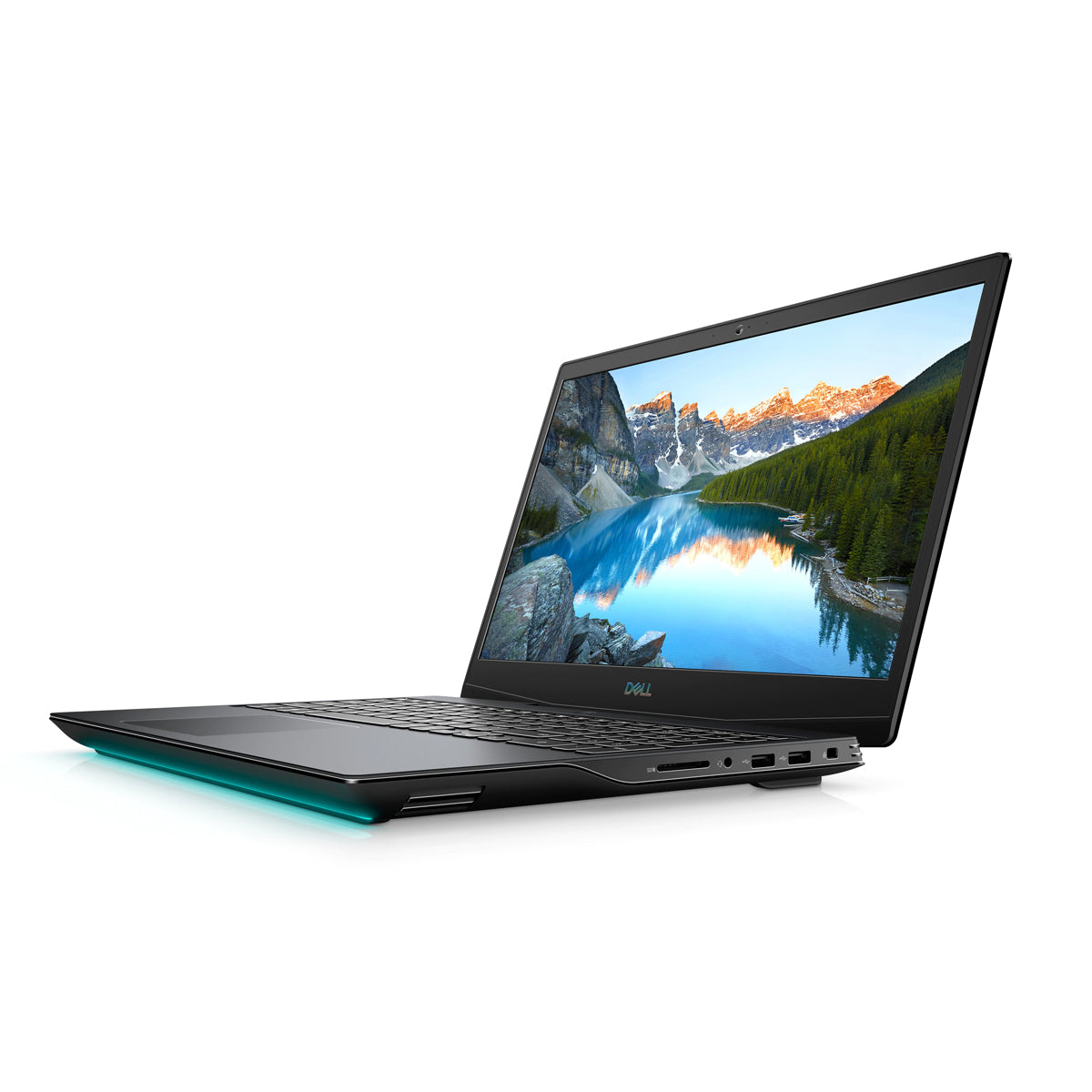 Dell G5 5500 Gaming Laptop 15.6'' FHD 144Hz, Intel Core i7 i7-10750H,  RTX 2060 6GB GPU, 16GB RAM, 1TB NVMe SSD, Backlit Arabic Keyboard, Dos, Interstellar Dark