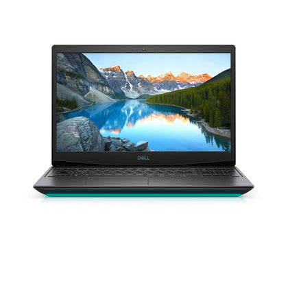 Dell G5 5500 Gaming Laptop 15.6'' FHD 300Hz, Intel Core i7 i7-10750H,  RTX 2060 6GB GPU, 16GB RAM, 1TB NVMe SSD, Backlit Arabic Keyboard, Dos, Interstellar Dark