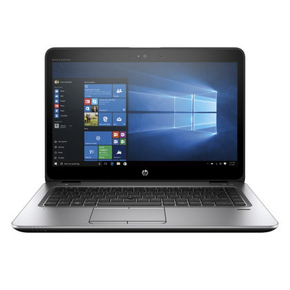 Used HP Notebook 745G3 Laptop 14'' HD, Amd A-Series A10-8700B, 8GB RAM, AMD R6 1GB GPU, 128GB SSD, English Keyboard