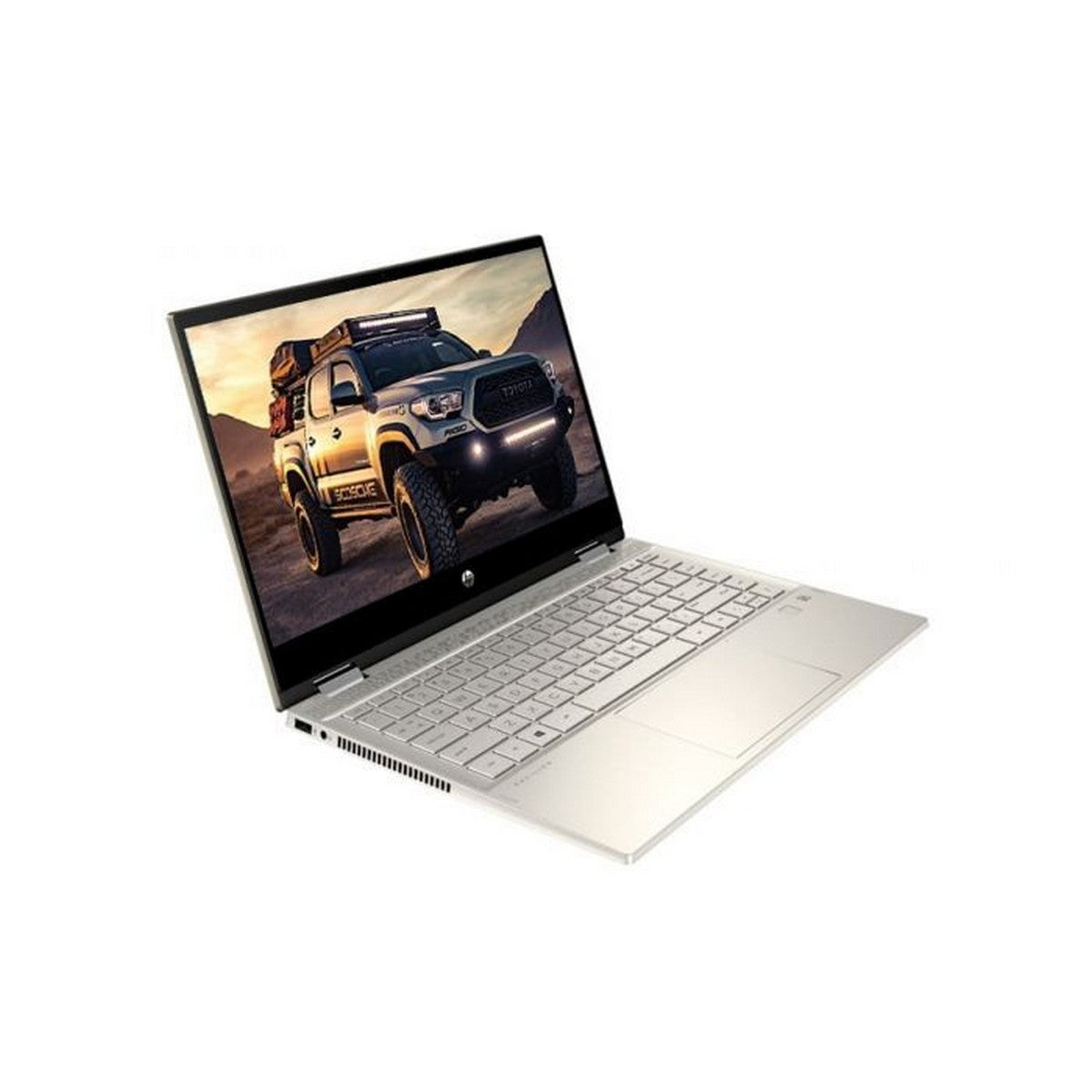 HP Pavilion X360 14m-dw0023dx 2 in 1 Laptop 14'' FHD IPS , Intel Core i5 i5-1035G1 1.0GHz to 3.6 GHz 6MB cache, 8GB RAM, Intel UHD GPU, 256GB SSD, Touchscreen, Windows 10, English Keyboard