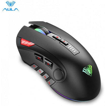 Aula FIRE H512 Wired Gaming Mouse