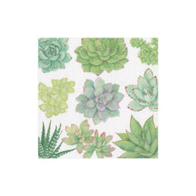 Load image into Gallery viewer, Napkins | Succulents