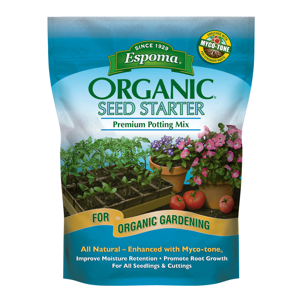 Organic Seed Starter | Premium Potting Mix