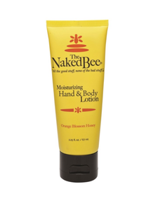 The Naked Bee Moisturizing Hand & Body Lotion 2.25 oz