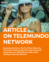 Article on Telemundo Networks