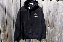 Load image into Gallery viewer, Black Jack Game Calls Cotton Hoodie- Black