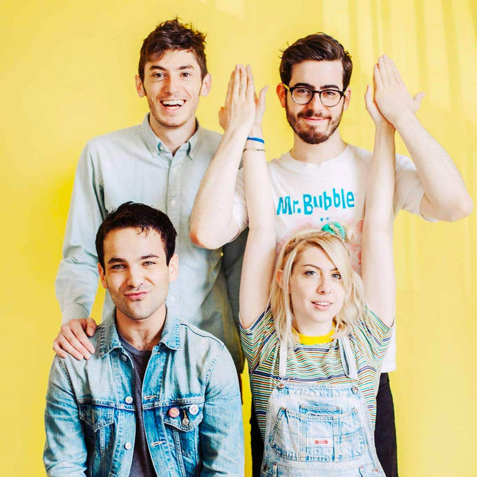 If This is Playing Grown-Up: The Formative Years of Charly Bliss