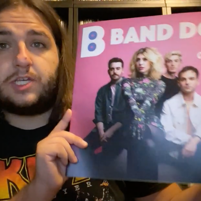 Blissful Unboxings: Reactions to the Charly Bliss Bandbox