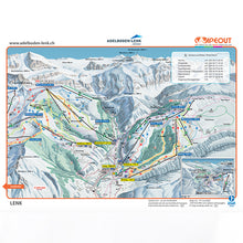 Load image into Gallery viewer, Adelboden Lenk Wipeout Map
