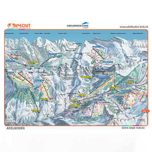 Adelboden Lenk Wipeout Map