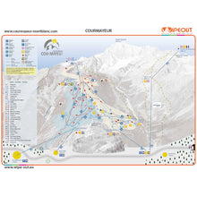 Load image into Gallery viewer, Courmayeur Wipeout Map