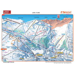 Flims Laax Wipeout Map