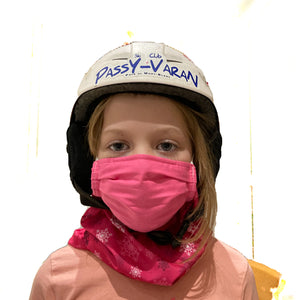 KIDS Neck Wrap Mask