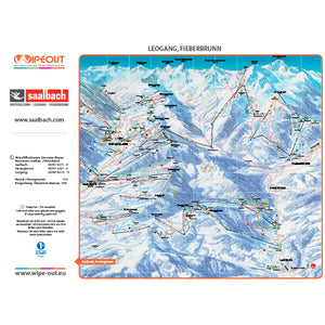 Saalbach Wipeout Map