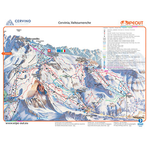 Zermatt Cervinia Wipeout Map