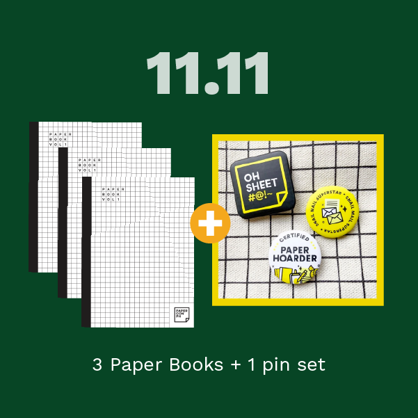 11.11 Bundle 02: Pin Set