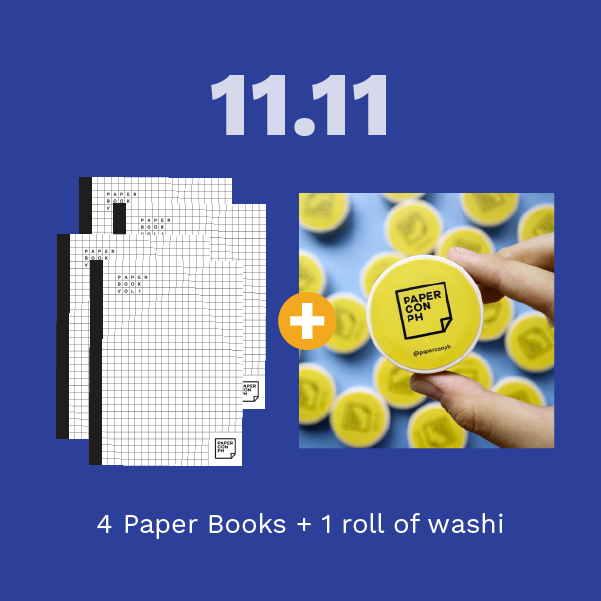 11.11 Bundle 03: Washi Tape