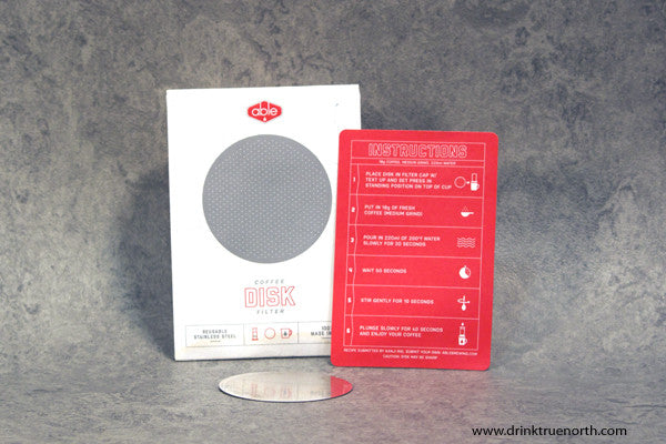 Able Disk Coffee Filter - Aeropress