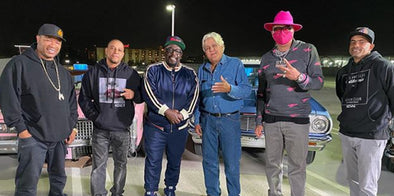 Sceven Customs On The Move with Jay Leno, Cedric The Entertainer, Big Percy, & Xzibit