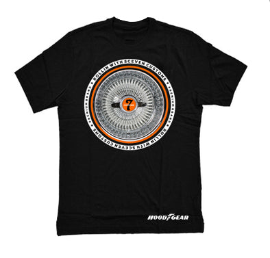 Sceven Rim T-Shirt  <br> 30 Entries
