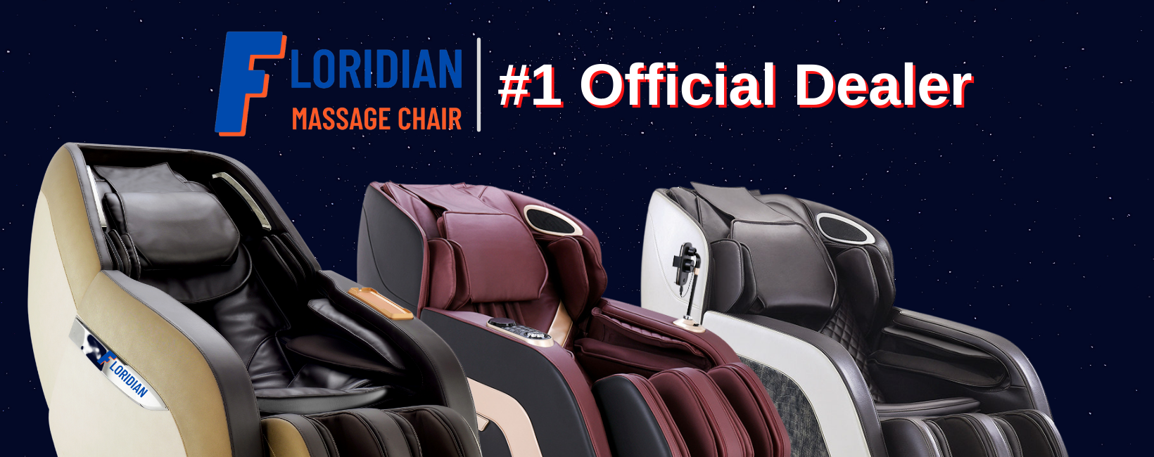LABBROS. Health & Wellness is proud to be the EXCLUSIVE PARTNER with the Floridian massage chair. Floridian is a latest brand in the massage chair industry. They are FL local-owned and operated with their priority mission:To help more people to improve their health through top-tier technology at the best price point that can be used from the comfort of home everyday. Floridian models are developed based on their customer-centered, It designed with top-tier technology and a luxury look and feel that truly provides a massage experience worthy of royalty.