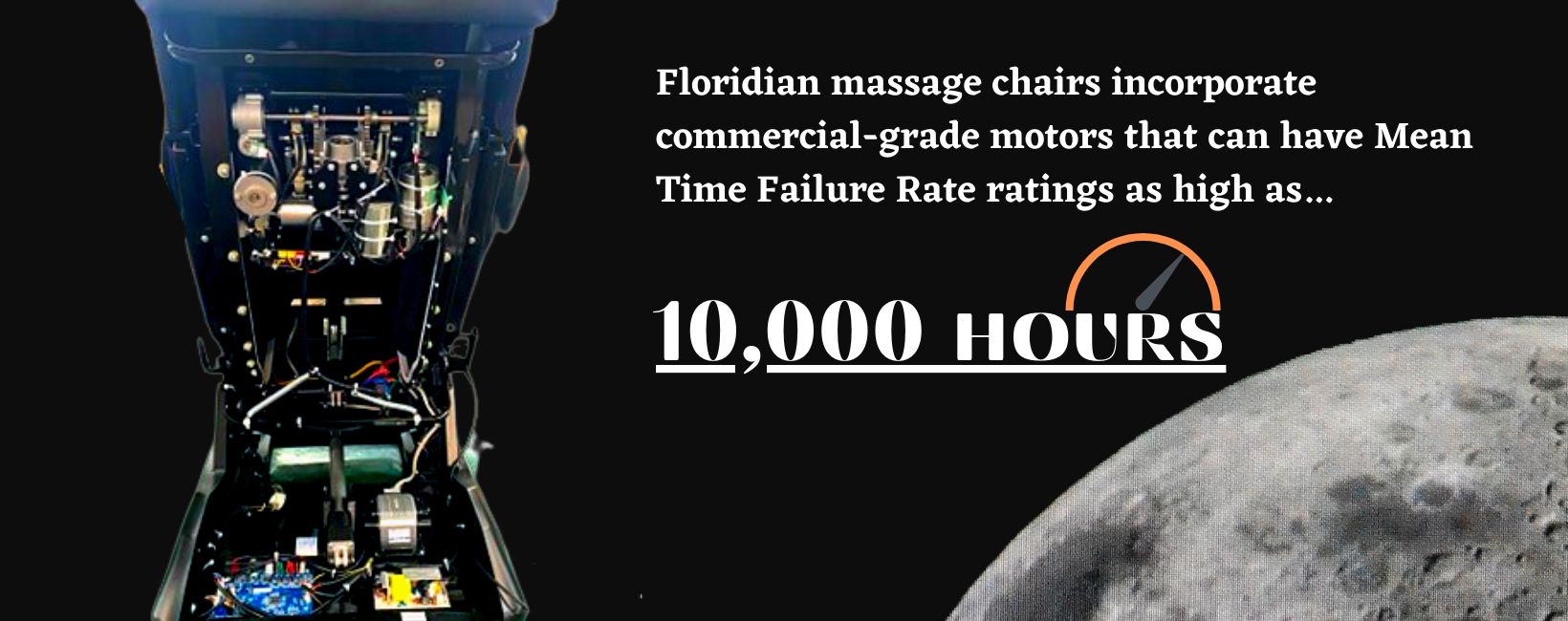 How is the Lifespan of the Floridian Massage Chairs?