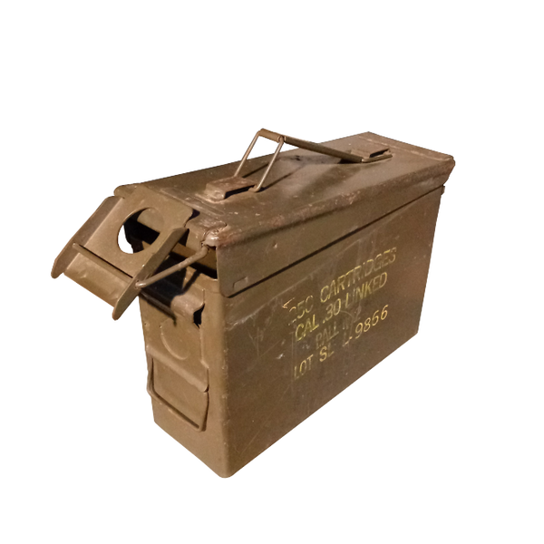 acw surplus ammunition can water tight