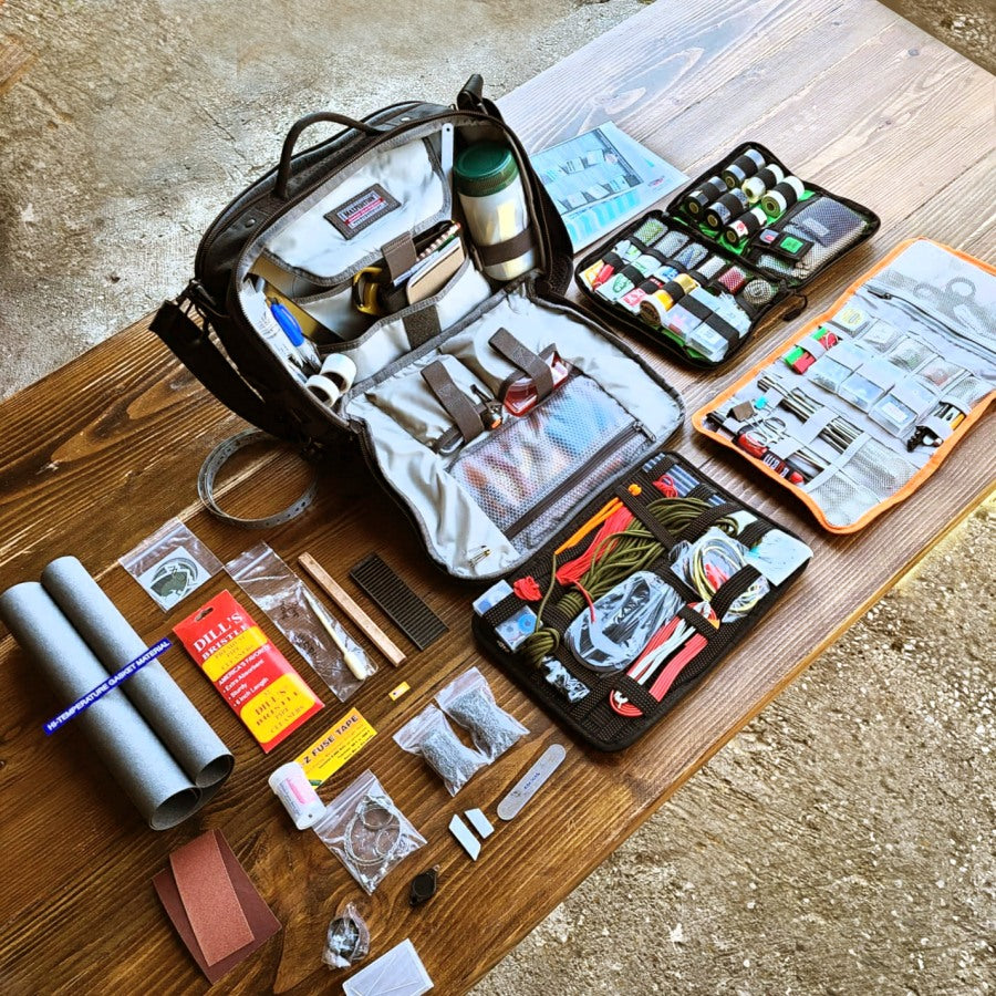 acw tactical tool kit, remote field tech