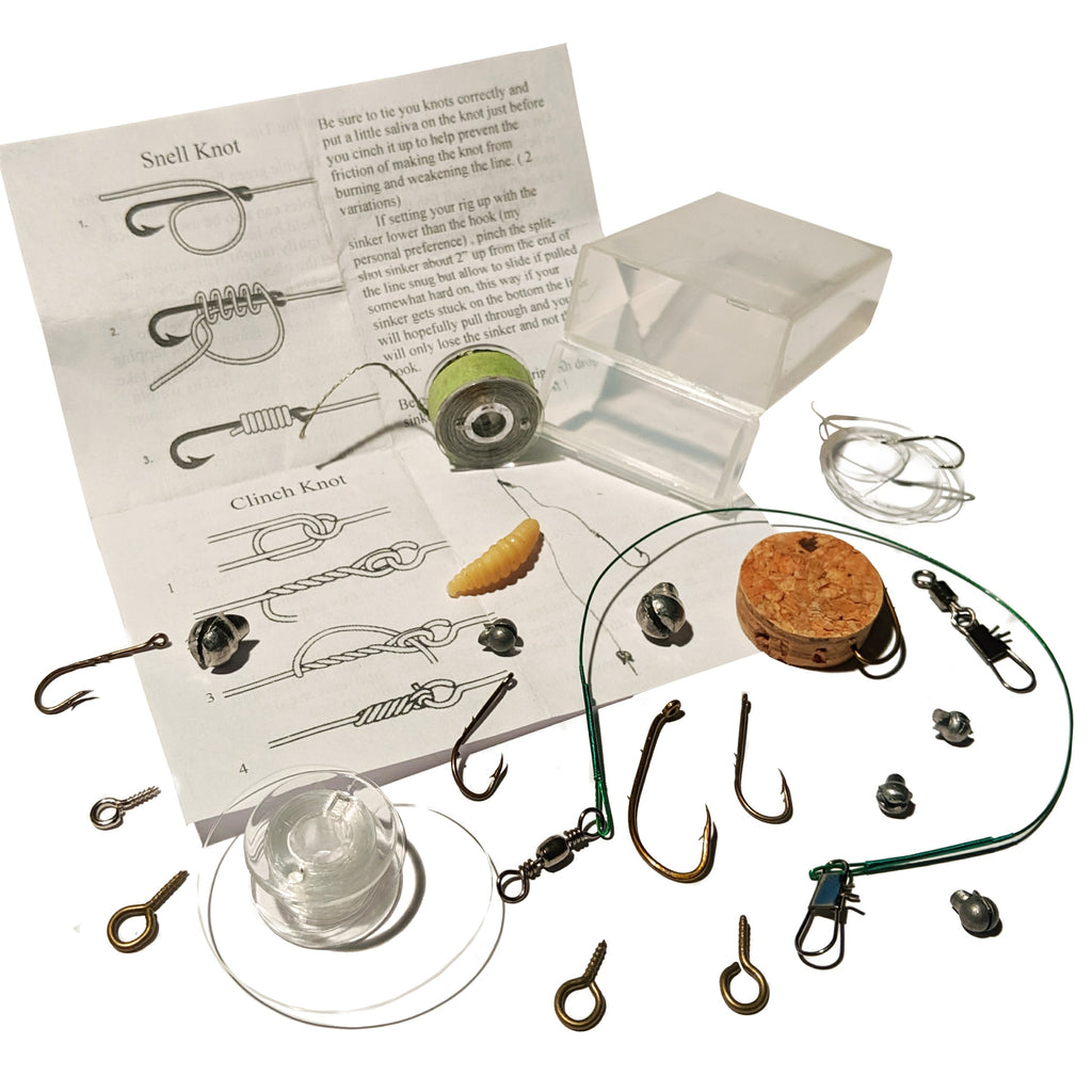 Fishing survival kit