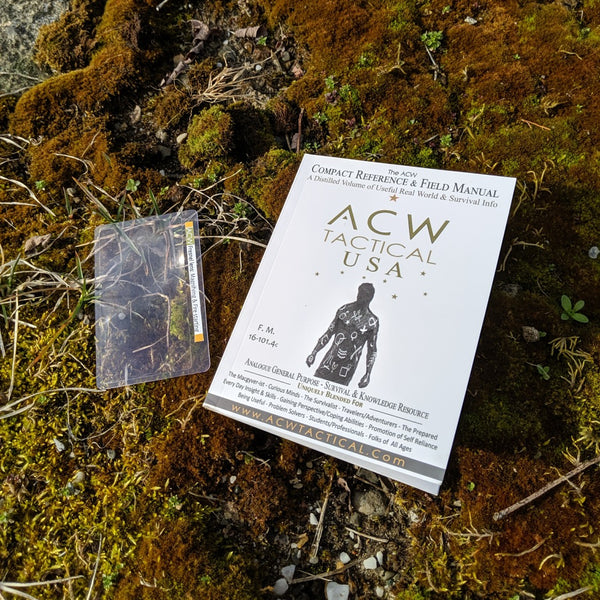 Tiny survival guide (ACW compact field manual)