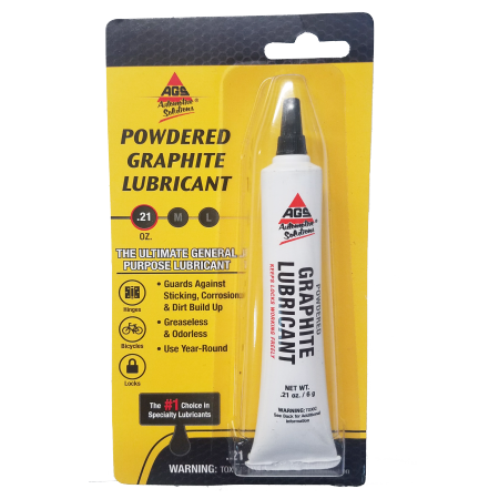 POWDERED GRAPHITE, utility gear