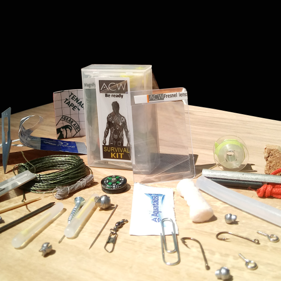acw essential mini survival kit