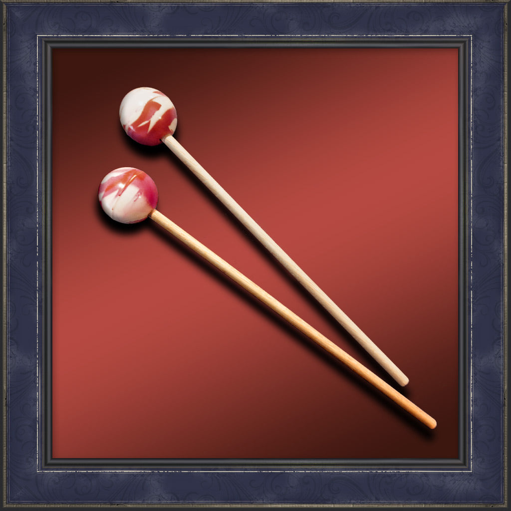 Mallets, Pair, Handcrafted