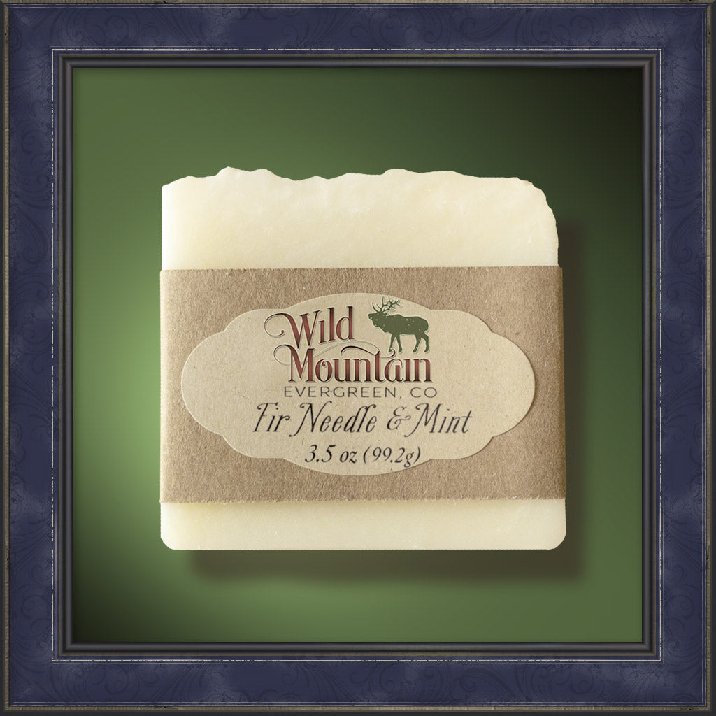 Soap Fir Needle & Mint