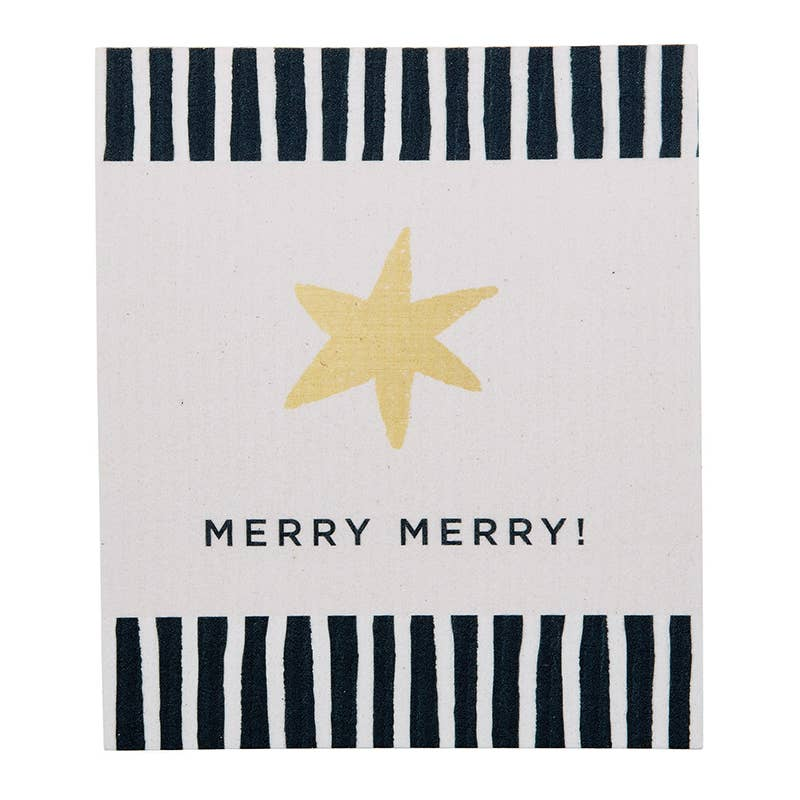 Organic Dishcloth - MerryMerry