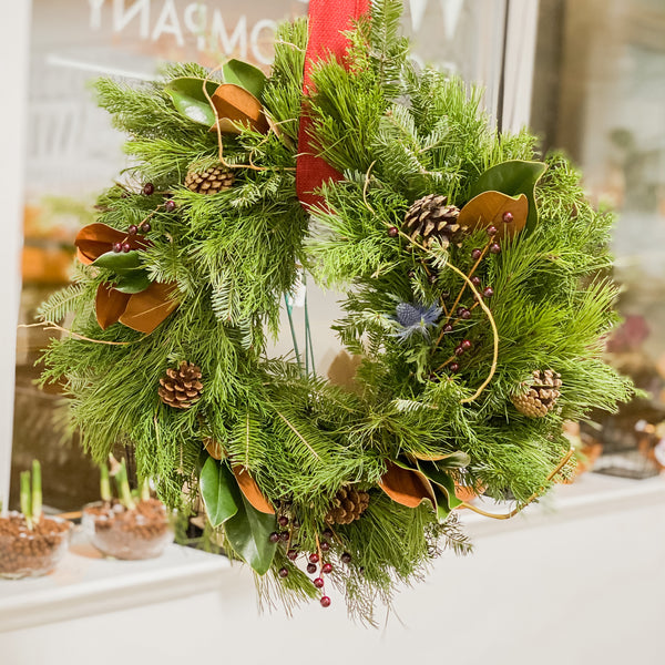 Virtual Wreath Workshop