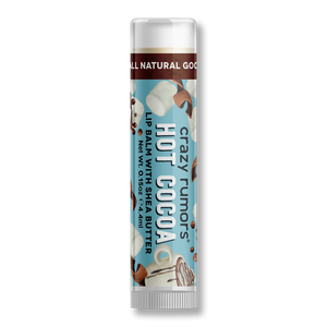 Hot Cocoa Lip Balm - Seasonal