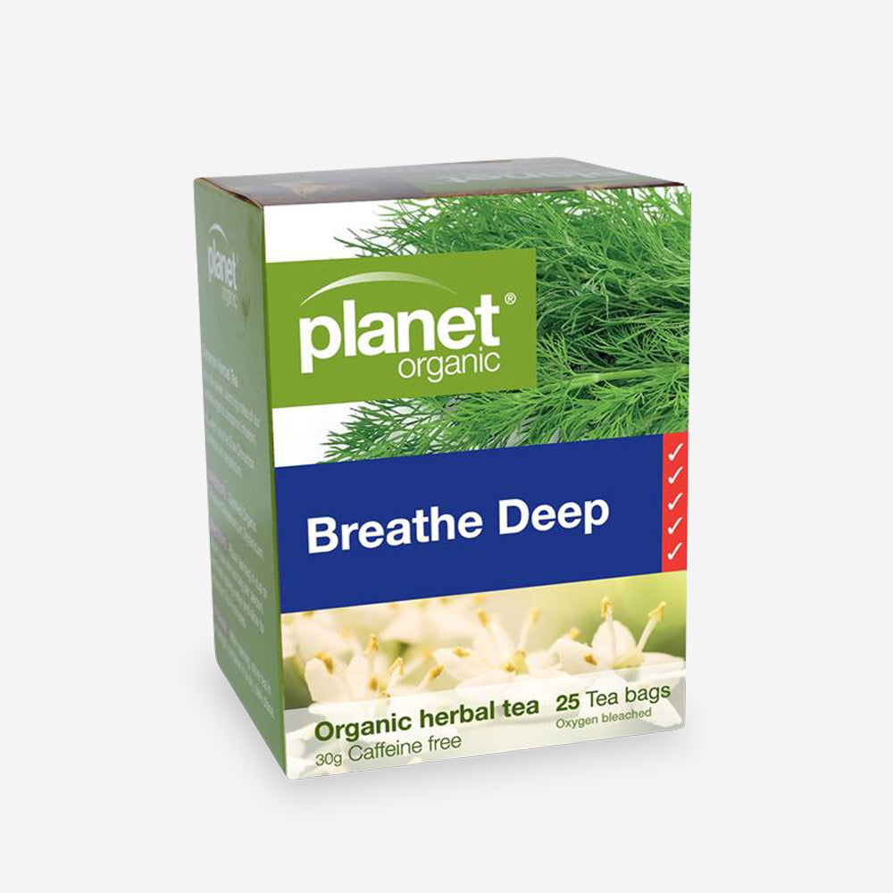 Breathe Deep Tea Bags