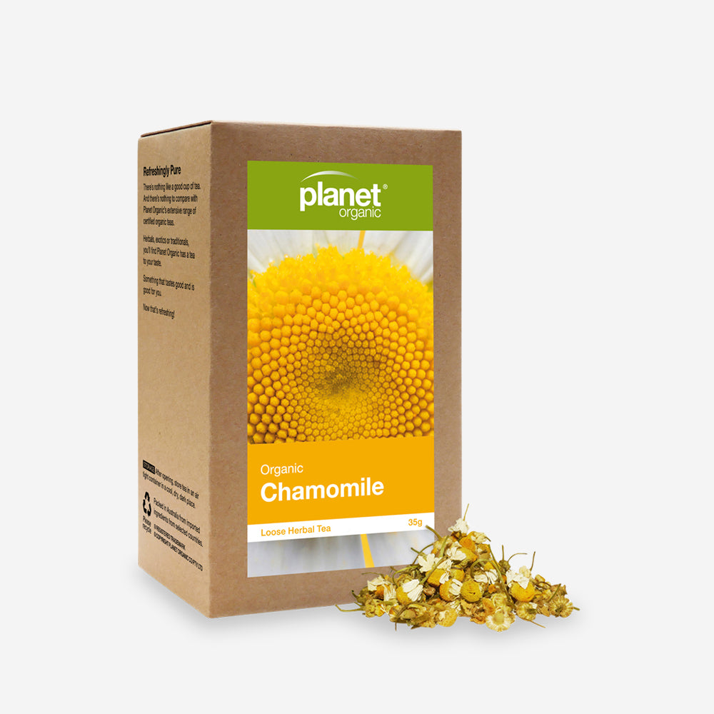Chamomile Loose Herbal Tea 35g