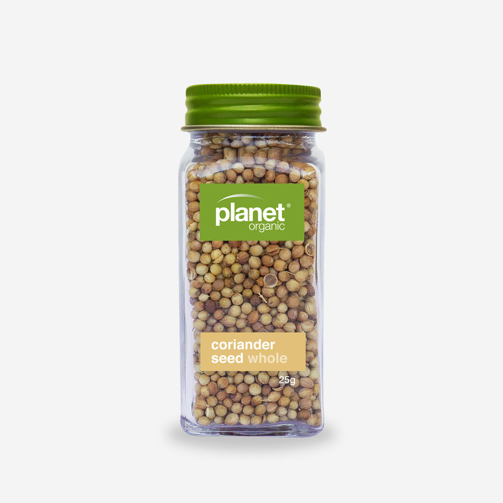 Coriander Seeds Whole 25g