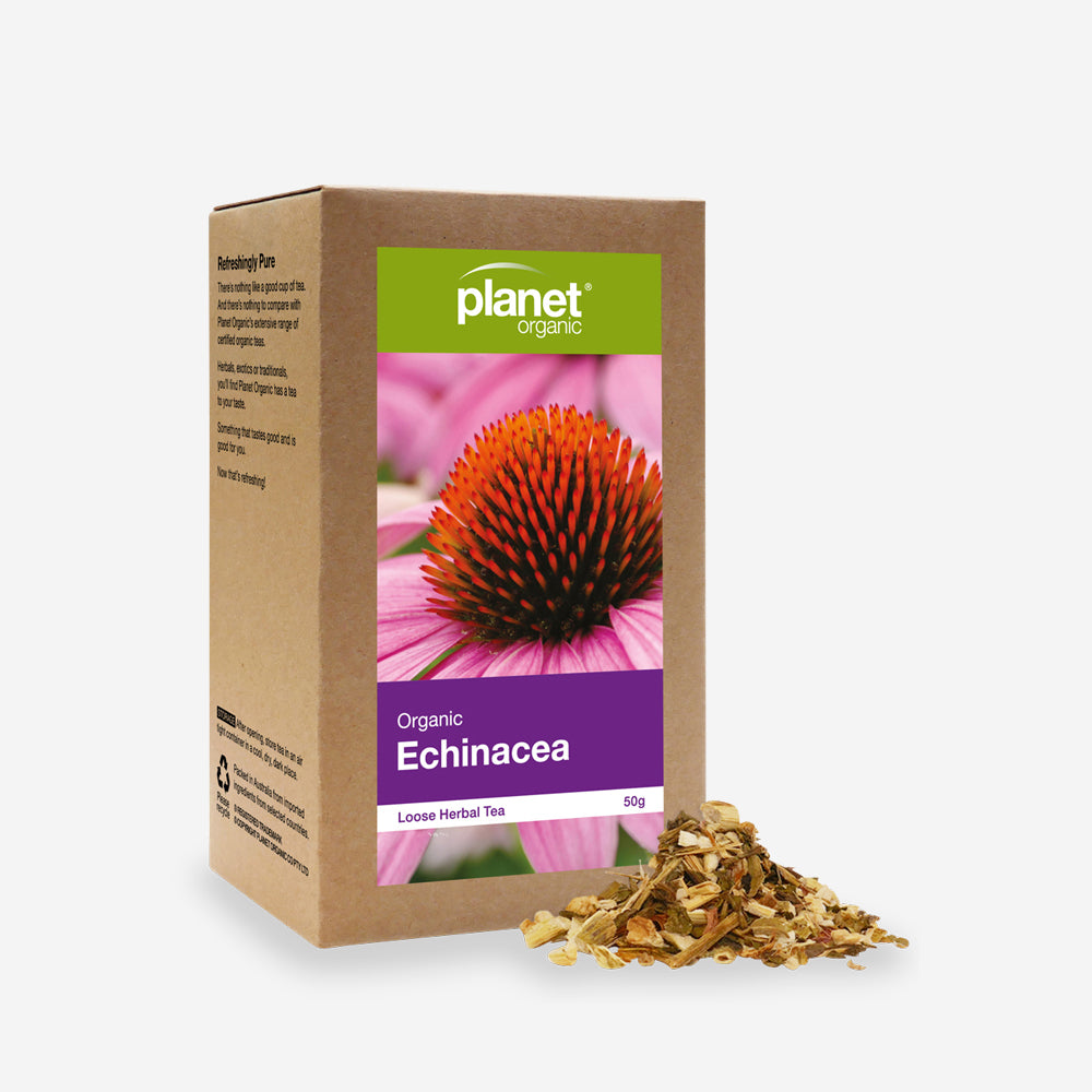 Echinacea Loose Herbal Tea
