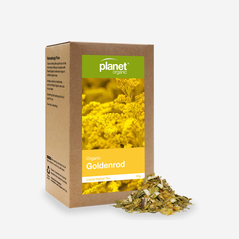 Goldenrod Loose Herbal Tea