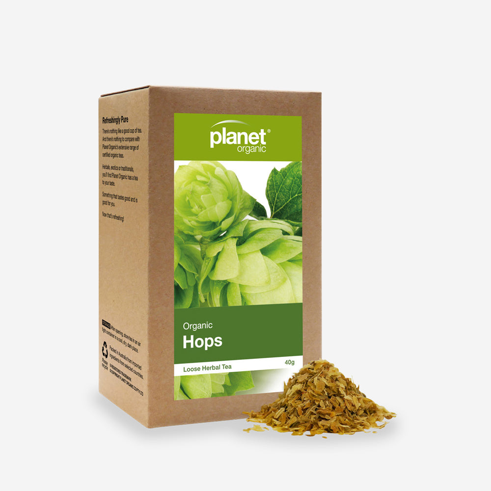 Hops Loose Herbal Tea