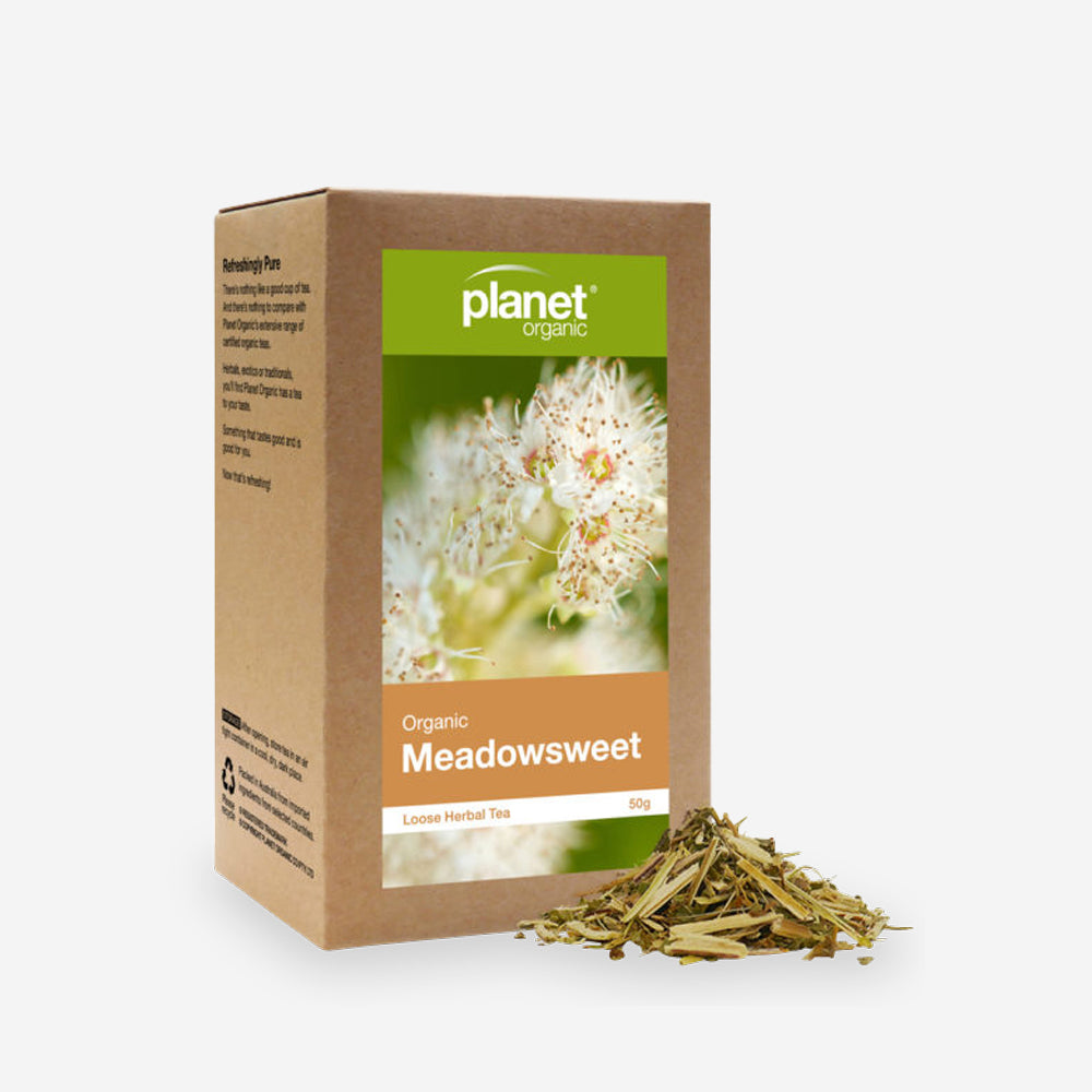 Meadowsweet Loose Herbal Tea