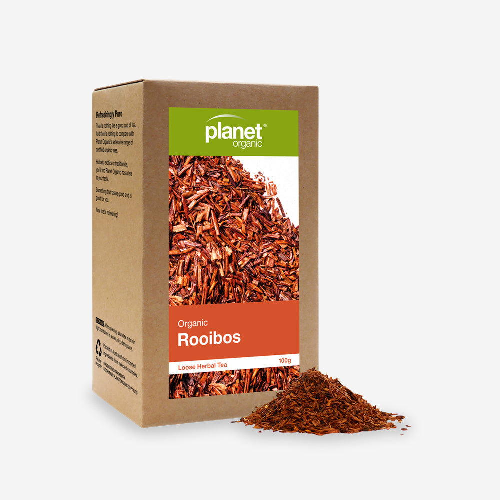 Rooibos Loose Leaf Tea 100g