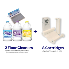 Load image into Gallery viewer, Refill Bundle #2 [Choice of 2 floor cleaners]