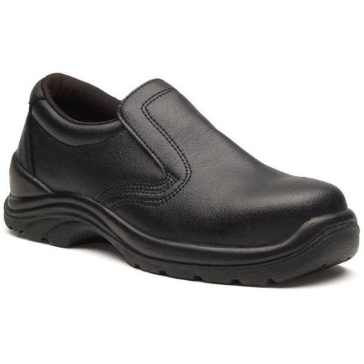 WearerTech Safety Lite Slip On Shoe Size 4